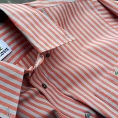 Camasa barbati Hugo Boss LACOSTE nr.S originala, Marime: S, Culoare: Orange, Maneca lunga