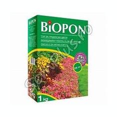 BIOPON - ingrasamant pentru flori de gradina 1kg