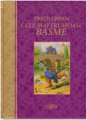 Cele mai frumoase basme - Autor(i): Fratii Grimm foto