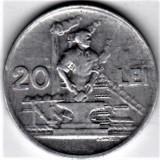 20 lei 1951   XF/a.UNC  RPR (9), Aluminiu