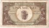 ROMANIA 1000 LEI 28 APRILIE 1939 SUPRATIPAR TARANCUTE F