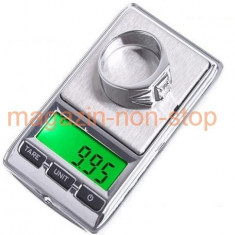 Mini Cantar Digital De Mare Precizie 0.01g 200g - Cantar bijuterii