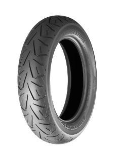 Motorcycle Tyres Bridgestone H 50 R ( 150/60 ZR17 TL (66W) Roata spate, M/C )