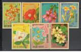 Guineea Ecuatoriala.1978 Protejarea naturii- Flori africane  DC.392
