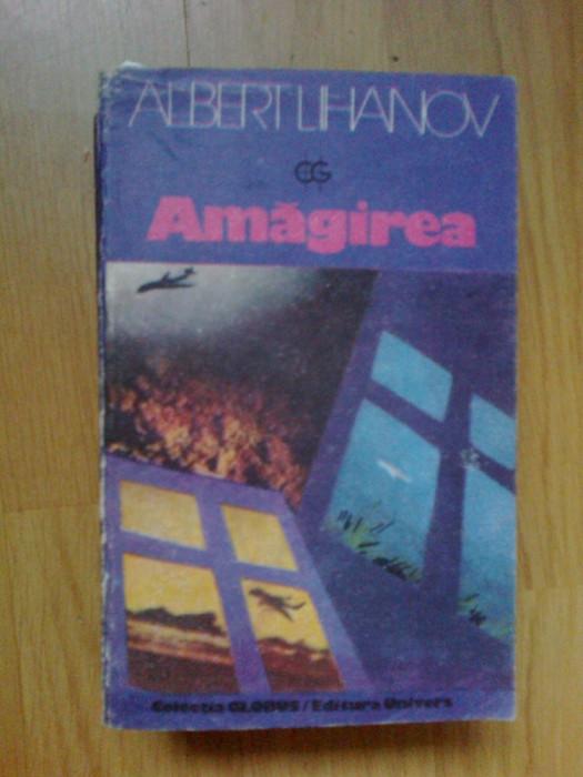 h4 Albert Lihanov - Amagirea
