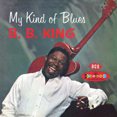 B.B. King My Kind of Blues 180g LP (vinyl) - Muzica Blues