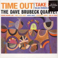The Dave Brubeck Quartet Time Out 180g HQ LP - Muzica Jazz