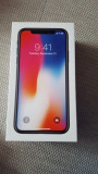 IPhone X, NEGRU, 256 GB, NOU, 256GB