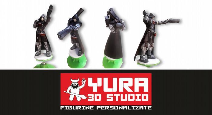 Figurine birou - Reaper Overwatch