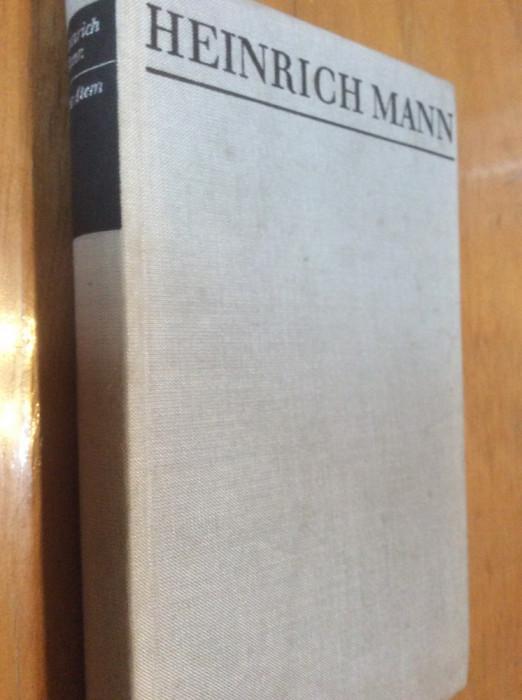 DER  ATEM  - HEINRICH MANN