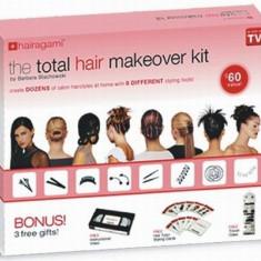 Hairagami Total Hair Makeover Kit De Par