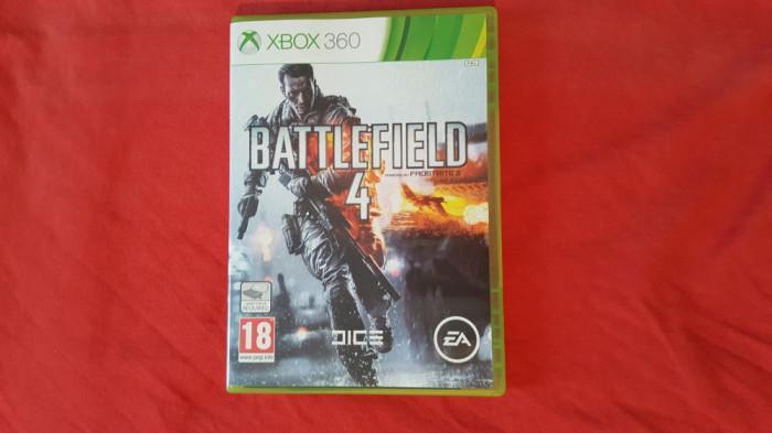 Joc Xbox 360 Battlefield 4 foto mare