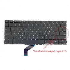 "Tastatura Macbook Pro A1425 Retina 13"" Layout US 2012-2013"