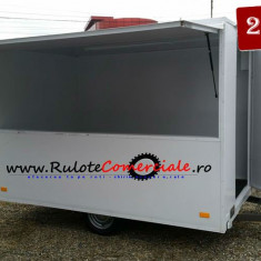 RULOTA COMERCIALA in stoc L - 3m - Utilitare auto