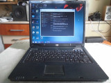 LAPTOP HP COMPAQ NX6310:CORE2 DUO T2300;3 GB DDR2;HDD 60 GB SATA FUNCTIONAL, Intel Core 2 Duo, Sub 80 GB