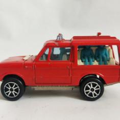 Masina masinuta macheta Majorette Range Rover 1/60, nr. 246, Franta, 1:60