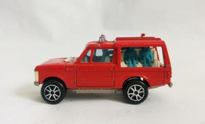 Masina masinuta macheta Majorette Range Rover 1/60, nr. 246, Franta foto