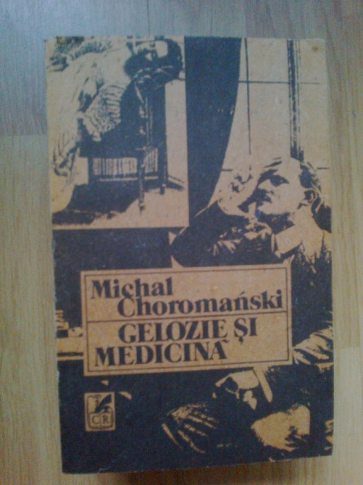 h4 Gelozie Si Medicina - Michal Choromanski foto mare