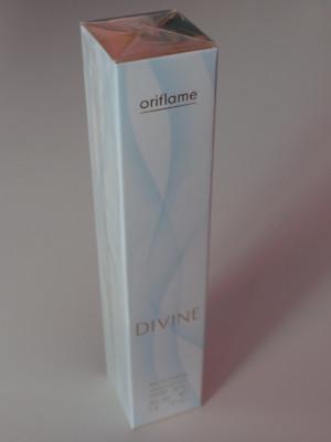 Divine 50 ml - apa de toaleta pentru femei - produs NOU original ORIFLAME foto