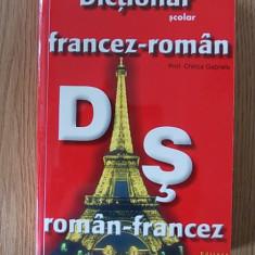 DICTIONAR FRANCEZ- ROMAN- CHIRICA GABRIELA