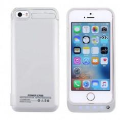 Acumulator extern alb 4200 mAh  POWER BANK iPhone 5 / 5s, 2200 mAh