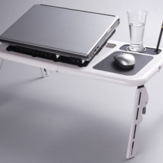 E Table Masa Suport Laptop 2 Coolere E-Table - Masa Laptop