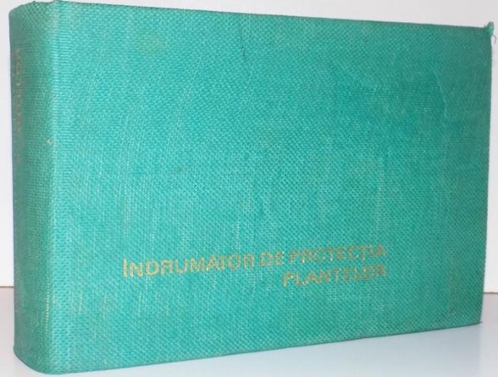INDRUMATOR DE PROTECTIA PLANTELOR , 1966 foto mare