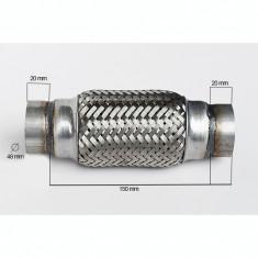 RACORD FLEXIBIL toba esapament INNER & OUTER BRAID  48x150 MM IS-33737