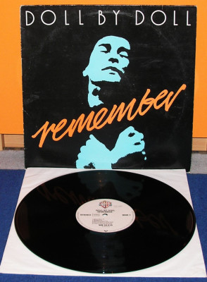 Doll by Doll - Remember, GER, VG+, disc vinyl foto