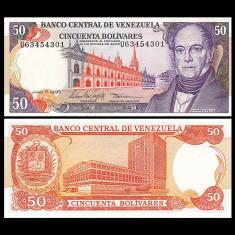 Venezuela 1995 - 50 bolivares UNC