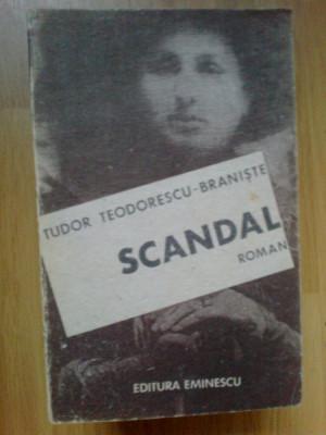 k2 Tudor Teodorescu-Braniste - Scandal foto