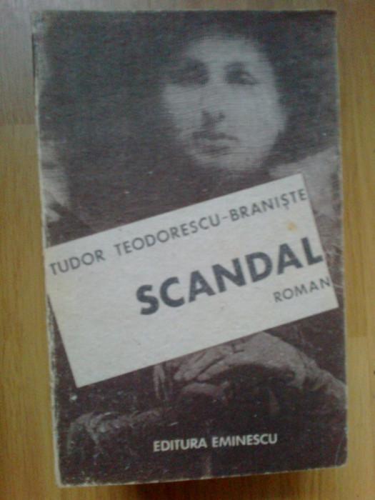 k2 Tudor Teodorescu-Braniste - Scandal foto mare