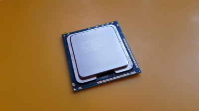 Procesor Quad Intel Core i7-960,3,20Ghz Turbo 3,46Ghz,8MB,Socket 1366 foto