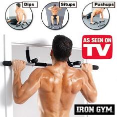 Aparatul De Forta Iron Gym - Aparat multifunctionale fitness