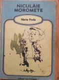 NICOLAE MOROMETE - MARIN PREDA  - ILUSTRATII CONSTANTIN BACIU