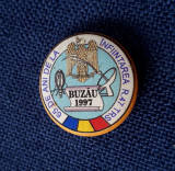 Insigna militara - Telecomunicatii - Regimentul 47 Transmisiuni - Buzau