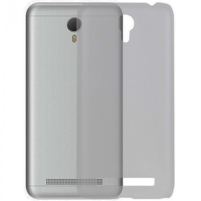 Husa plastic pentru Umi Touch, Gray foto mare