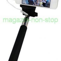 Monopod Z07-5S Selfie Stick Cu Declansator Pe Fir