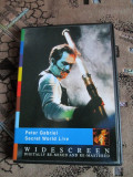 PETER GABRIEL - SECRET WORLD LIVE (1 DVD ORIGINAL - CA NOU!)