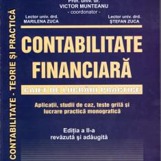 Contabilitate financiara Caiet de lucrari practice