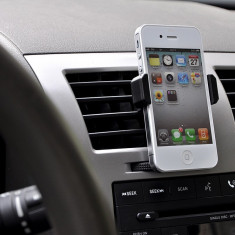 Suport Telefon Pentru Grila Ventilatie Auto Model S070