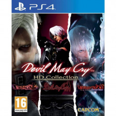 Joc consola Capcom DEVIL MAY CRY HD COLLECTION PS4 - Jocuri PS2