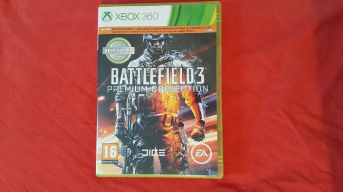 Joc Xbox 360 Battlefield 3 foto mare