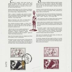 Romania 2008 - LP 1808b - Gopo 7 ARTE - carton filatelic