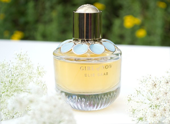 Parfum Original Elie Saab - Girl Of Now + Cadou foto mare
