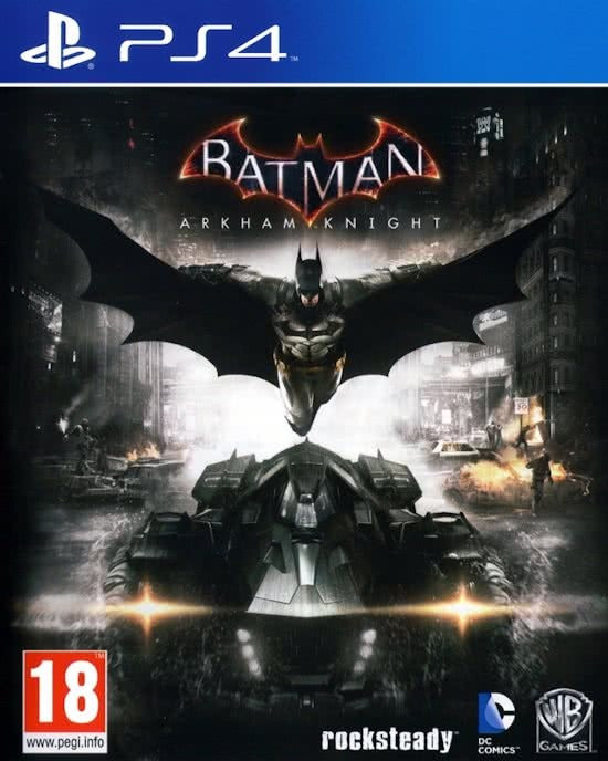 Batman Arkham Knight foto mare