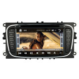 Navigatie Dvd Player Dedicat Ford Focus Mondeo S-Max Galaxy Kuga