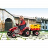 Tractor cu Remorca Mini Tony Tigre, Peg Perego