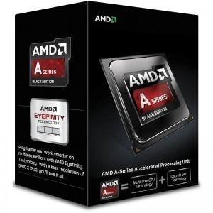 Procesor Amd A6 6400K Series Socket FM2 foto