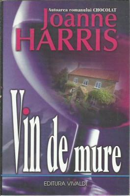 Joanne Harris - VIN DE MURE foto
